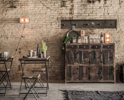 Einrichtungsstil: vintage möbel, shabby chic, industrial design, Modern Loft 27