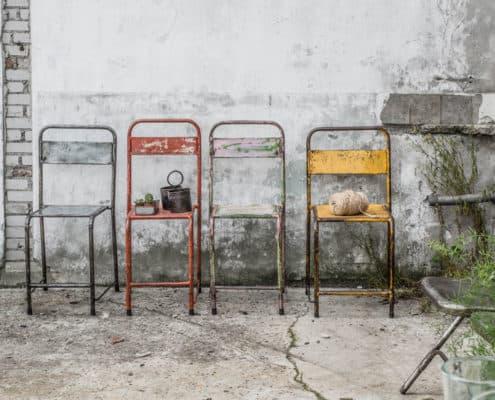 Einrichtungsstil: vintage möbel, shabby chic, industrial design, Modern Loft 35