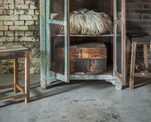 Einrichtungsstil: vintage möbel, shabby chic, industrial design, Modern Loft 33