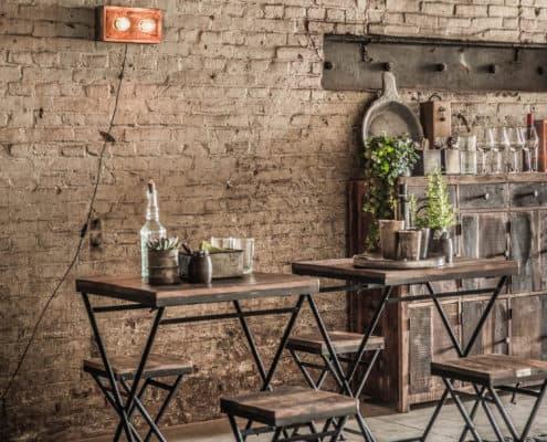 Einrichtungsstil: vintage möbel, shabby chic, industrial design, Modern Loft 01