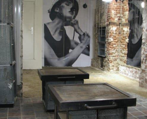 vintage ladenbau showroom Non Food 27